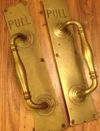 Antique Brass Pull Door Handles Door Handles