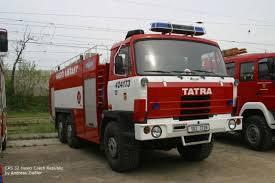 Fire Engines Photos - CAS 32 Tatra 815 Watertender