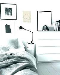 Black And Grey Bedroom Ideas Dark Grey And White Bedroom Black Grey ...