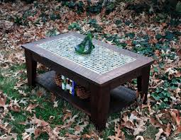 I Appealing Mosaic Tile Patio Table 421 Best Images About Furniture On  Pinterest Tiles