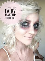 makeup tutorial twisted fairy