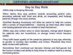 Stylist Cna Responsibilities And Duties Life Of A Certified Nursing