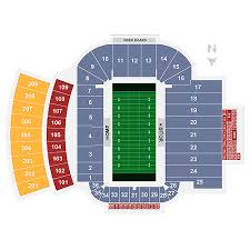 Arizona Stadium Seating Chart Tickets Arizona Wildcats Football Vs Utah Utes Football