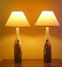 table lamps diy lamp wine bottle decoration ideas