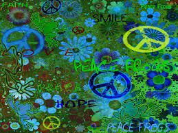 Peace frog, Wallpaper free download ...