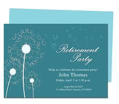 Microsoft Invitation Microsoft Word Retirement Party Invitation Template Marutaya Info