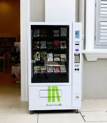 Book Vending Machine Locations Inspiration Independent Bookstore BooksActually Installs Book Vending Machines