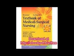 Brunner Suddarth 12 Edition Test Bank Medical Surgical Nursing Brunner And Suddarth 11th Edition Pdf