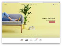 Classic Web Design Inspiration 35 Beautiful Ecommerce Websites For Your Inspiration 2019
