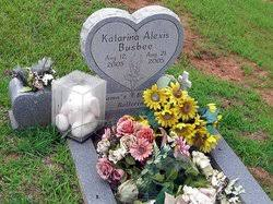 Katarina Alexis Busbee (2005-2005) - Find A Grave Memorial