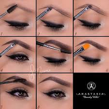 eyebrow brushes kit. #shareig a set by step brow routine @elymarino using dipbrow. thank you eyebrow brushes kit w