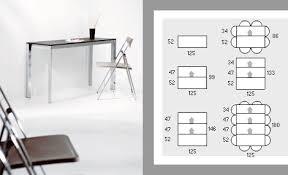 expandable console table. Ozzio Expandable Table Console Aluminium Telescopic Frame Expands To Accommodate 10!