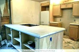 cost of diy concrete countertops concrete concrete cost medium size of kitchen how to build