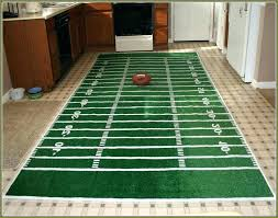 large football rug field area big regarding inspirations 4