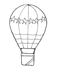 Small Picture hot air balloon coloring pages Free Large Images Denenecek