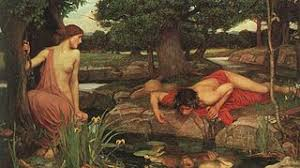 Echo and Narcissus