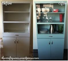 Metal storage cabinet Grey Before And After Vintage Metal Cabinet Pinterest 22 Before And After Vintage Metal Cabinet Furniture Makeover