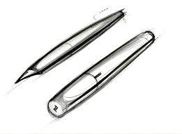 Porsche Design Fountain Pen Porsche Design Unveil Solid Gold Fountain Pen Elite Traveler