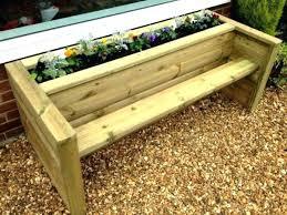 planter box with bench seat cedar bench planter outstanding bench planter wooden planter bench planter bench