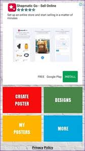 How To Make A Flyer Online Free Top 5 Poster Maker Apps For Android