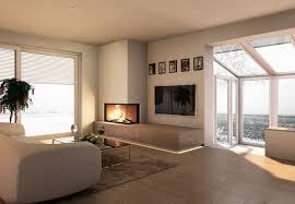 Moderne Wohnzimmer Mit Wohnzimmer