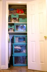 operation organization with rubbermaid all access organizers the thinking closet