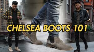 Dating back to the victorian era when, much like today, they were worn by men and women alike, they be it with jeans, dresses, skirts or culottes, we're taking cues from these ladies who've helped put chelsea boots back on the map. How To Wear Chelsea Boots Streetwear Youtube