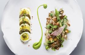 Camouflage Dishes Painted Massimo Botturas Dish From Chefs Table Food Art On A