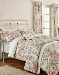 Sanderson Amelia Rose Duvet Cover Set | House of Bath &  Adamdwight.com