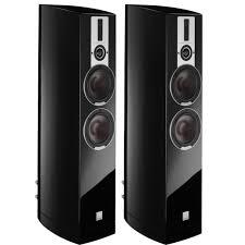<b>Напольная акустика DALI Epicon</b> 6 Black High Gloss. Купить в Киеве