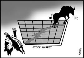 Image result for stock market cartoons 2014