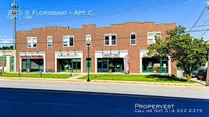 250 S Florissant #C, Ferguson, MO 63135 Studio Apartment for Rent for  $750/month - Zumper
