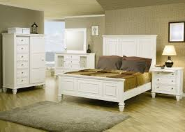 white bedroom furniture for adults wooden headboard and bed white ...