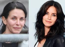 courtney before and after makeup look makeup tutorials makeuptutorials