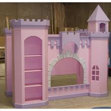 Build A Princess Bed Bunk Beds For Girls Southbaynorton Interior Home