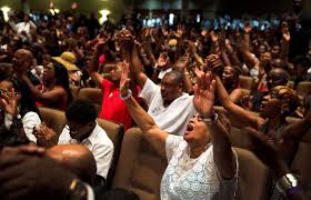 Image result for picture of people praising God
