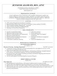 Psychiatric Nurse Resume Nursing Resume Help Psychiatric Nurse