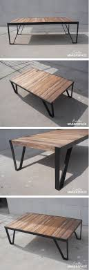 Coffee Table Industrial 17 Best Ideas About Industrial Coffee Tables On Pinterest