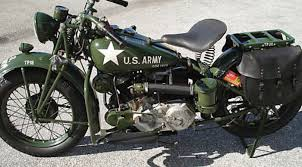 indian scout 741 us motorcycle wwii 1942