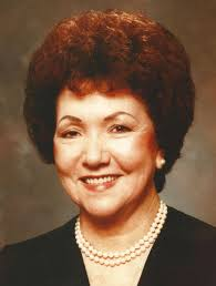 """Pauline """"Polly"""" Barker Donahue - Crowder Funeral Home"""