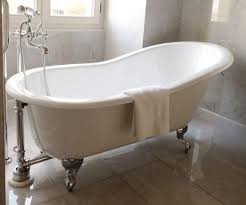 porcelain tub for clawfoot