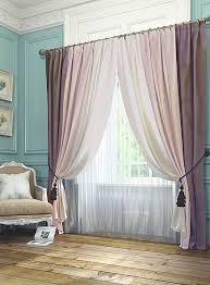 <b>Комплект штор Ярвис</b> (розово-фиолетовый) | Дизайн интерьера ...