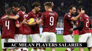 Gianluigi donnarumma got a big new contract with milan because mino raiola doesn't play italian goalkeeping prodigy gianluigi donnarumma is staying at ac milan, which was almost certainly. Ac Milan Players Salaries 2020 21 Weekly Wages Confirmed