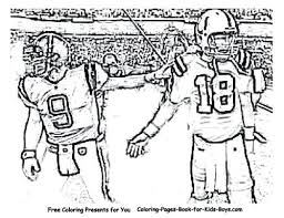 nfl coloring book as cool coloring pages free page site nfl coloring book pages 188