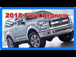 2018 ford bronco interior. brilliant ford 2018 ford bronco redesign interior and exerior to ford bronco interior