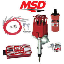 msd 9012 ignition kit digital 6al distributor wires coil chevy msd 9012 ignition kit digital 6al distributor wires coil chevy inline 6 cyl