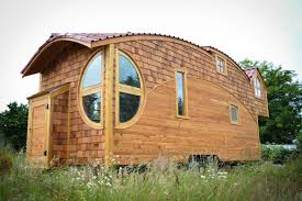 stunning moon dragon is a fairytale like tiny house that goes off grid with largest  tiny house on wheels.
