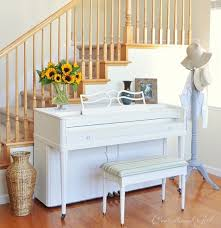 centsational girl painting furniture. painted piano centsational girl thoughts re chalk paint painting furniture