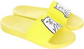 Lord Nermal Slide Sandals