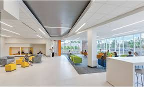 office building interior design. Mountain Park Health Center, Tempe Clinic Office Building Interior Design W